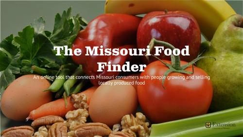 The Missouri Food Finder